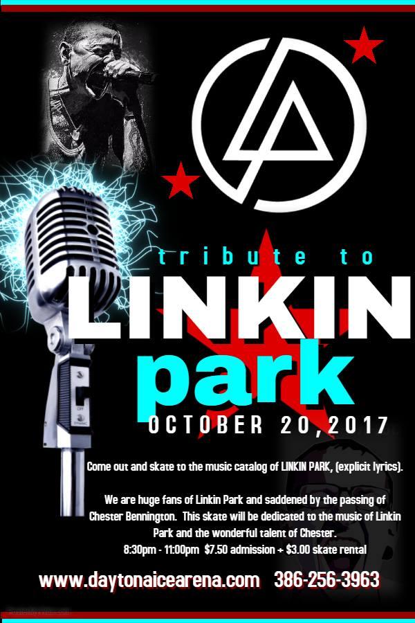 Linkin Park Skate