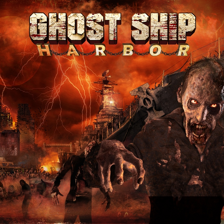 Ghost Ship Harbor