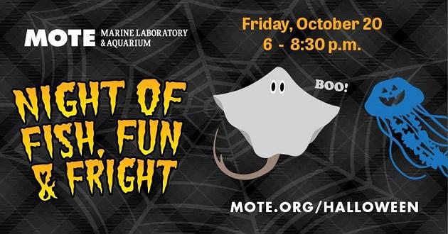 Night of Fish, Fun & Fright