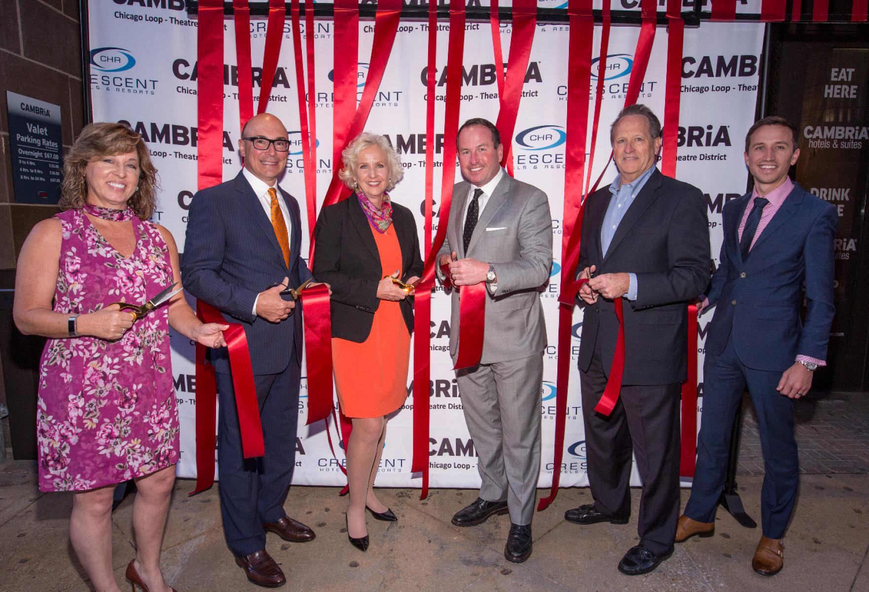 Cambria Hotels Celebrates Chicago Loop – Theatre District Grand Opening