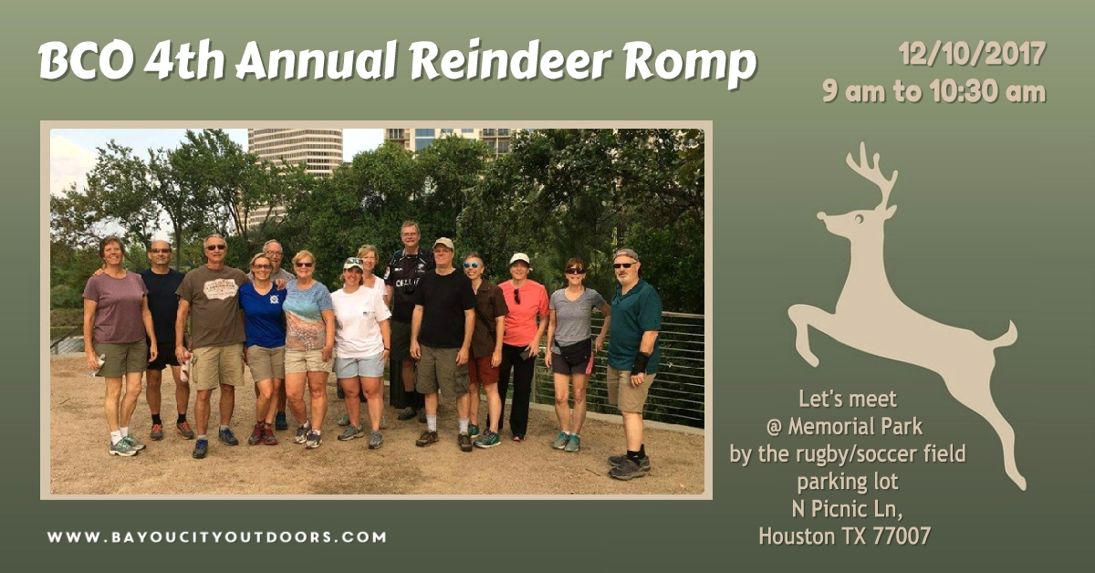 BCO 4th Annual Reindeer Romp