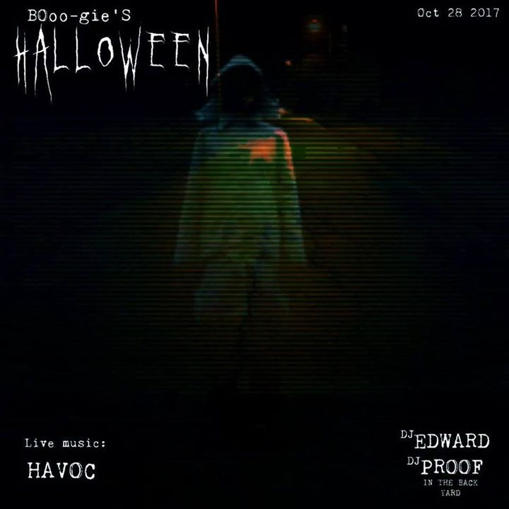 BOoo-gie'S Annual Halloween Party Part 1
