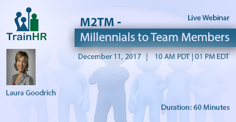 M2TM - Millennials to Team Members