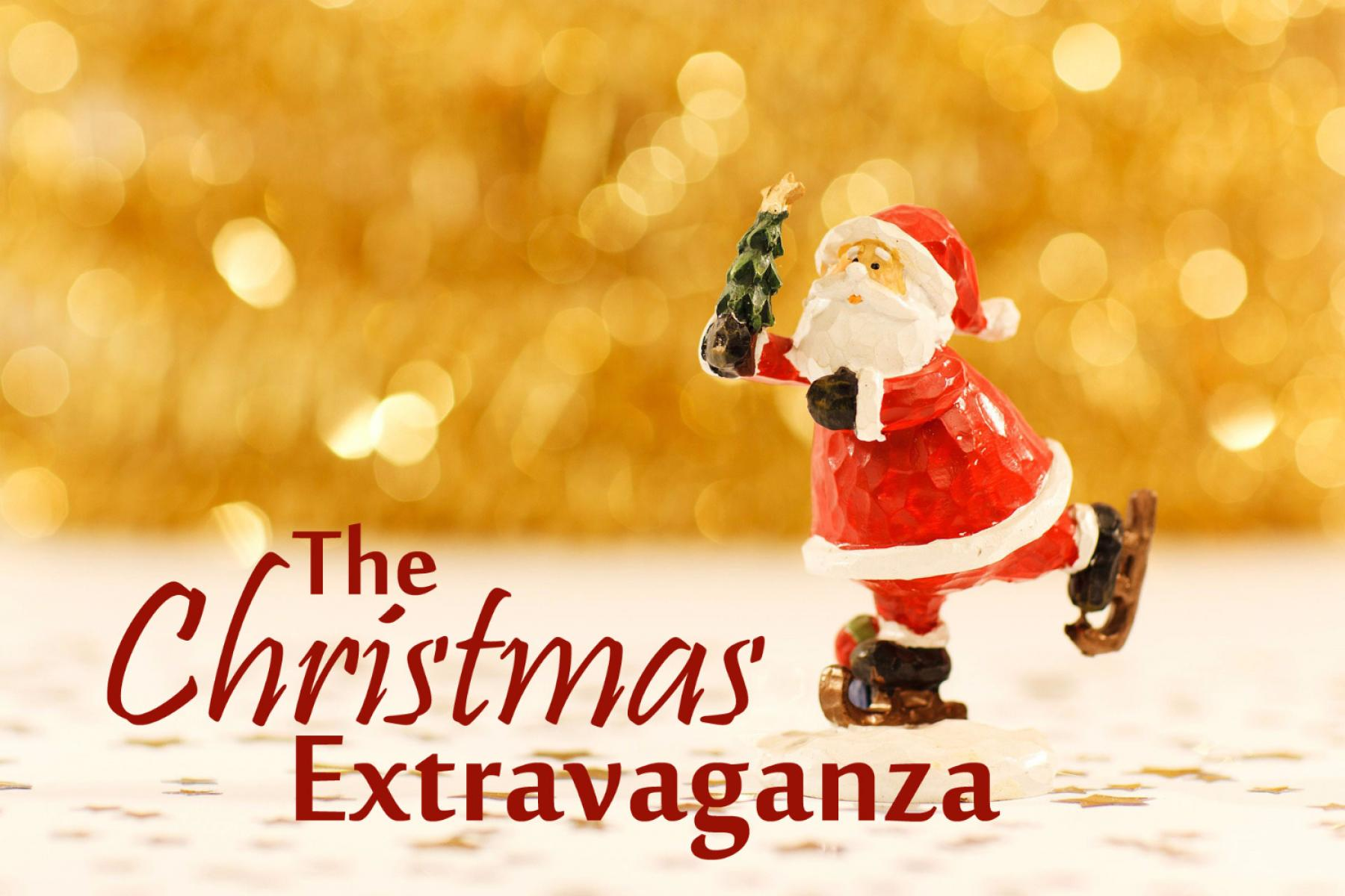 Issa Christmas Extravaganza