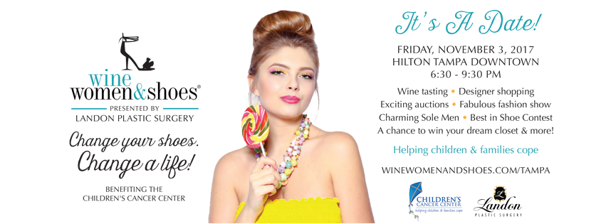 5th Annual Wine, Women, and Shoes