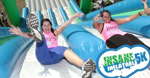 Insane inflatable 5k west palm beach fl west palm beach fl nov 11 2017 7 00 am St patrick s church palm beach gardens