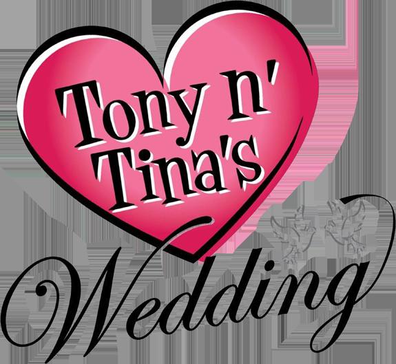 TONY N' TINA'S WEDDING HOSTS UGLY CHRISTMAS SWEATER THEMED PERFORMANCE