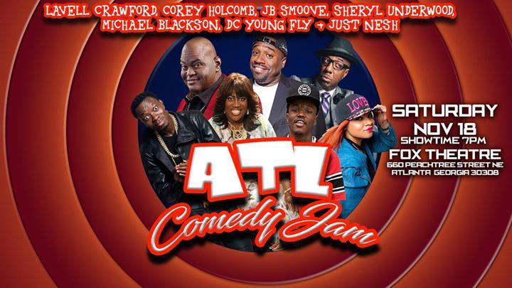 ATL Comedy JAM