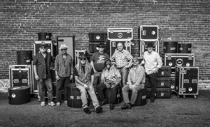 Tribute - a celebration of The Allman Brothers Band at Smith's