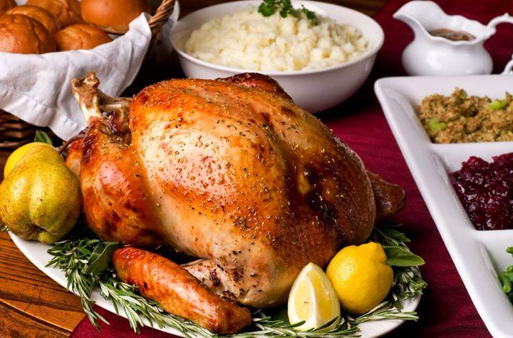 Grand Thanksgiving Buffet