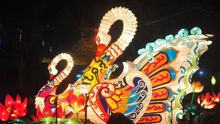 Ohio Chinese Lantern Festival 2017 - Friday November 17, 2017 / 5:30pm - 10:00pm