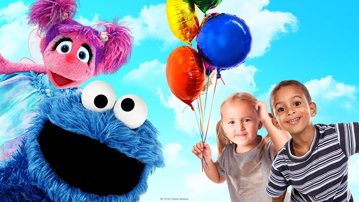 Sesame Street Live! Let's Party!