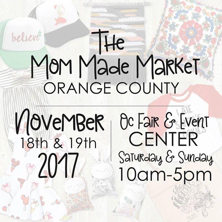 The Mom Made Market Orange County