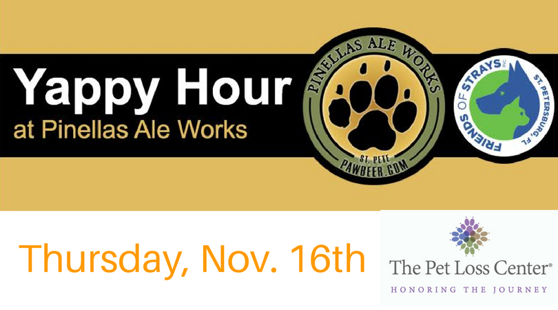 Tails and Ales Yappy Hour
