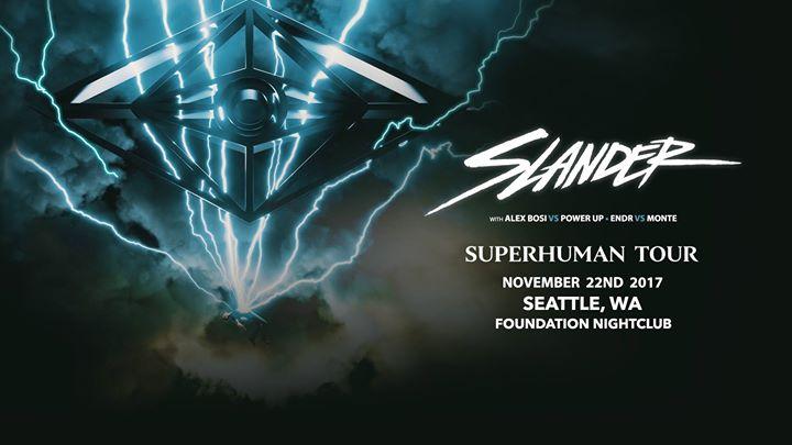 SUBstance Wednesday Thanksgiving Pre-Funk ft. Slander