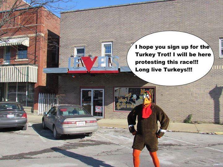 5th Annual Levels Turkey Trot 5K