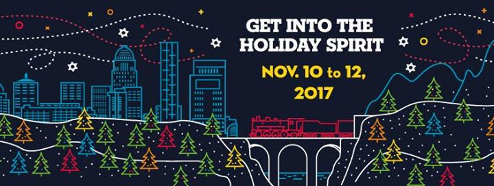 Festival of Trees and Lights 2017