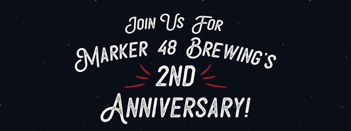 Marker 48's 2 Year Anniversary Celebration!