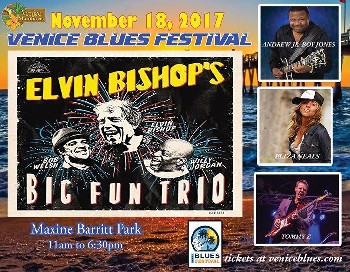 Venice Blues Festival 2017