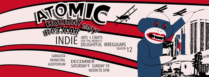 Atomic Holiday Bazaar - Sunday Event Page Ya'all