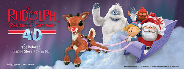 Rudolph the Red-Nosed Reindeer 4D Film