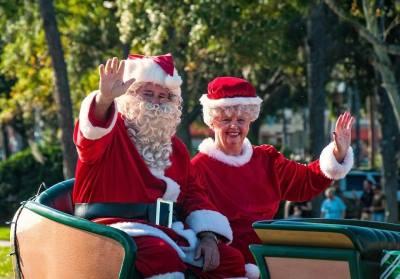 40th Annual Holiday Parade