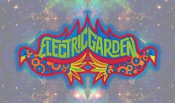Electric Garden for Wild Turkey Wednesday