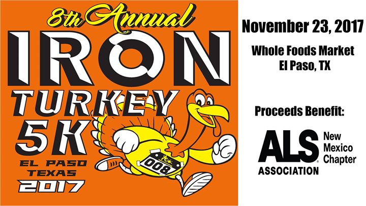 8th Annual Iron Turkey Fun Run and Walk