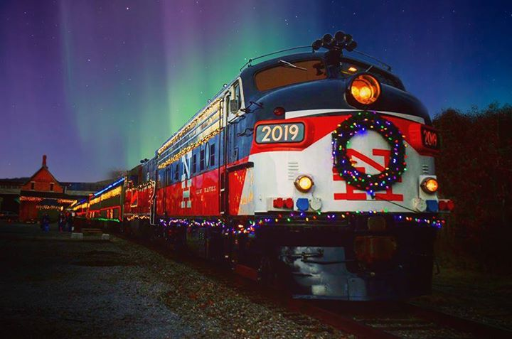 Northern Lights Limited Train