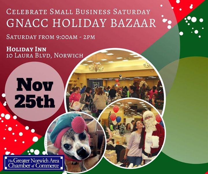 GNACC Holiday Bazaar - Nov 25, 2017