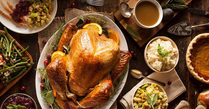 Thanksgiving Brunch Buffet