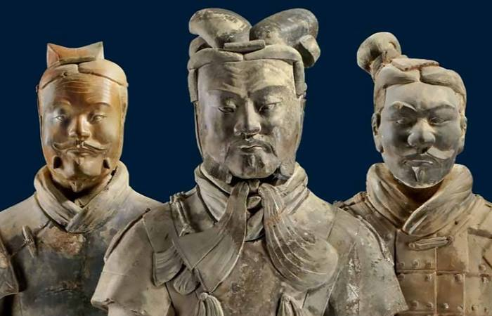 Opening of Terracotta Army: Legacy of the First Emperor of China