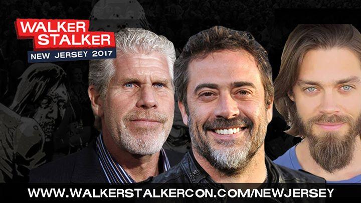 Walker Stalker New Jersey