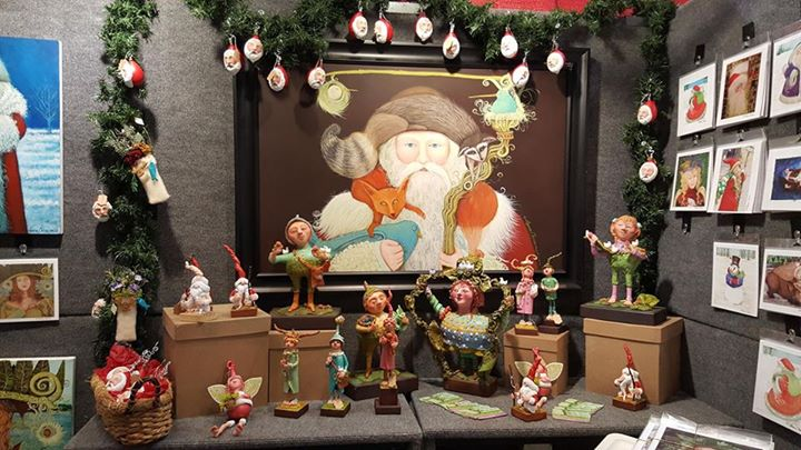 Christmas Made in the South - An Arts & Crafts Festival!