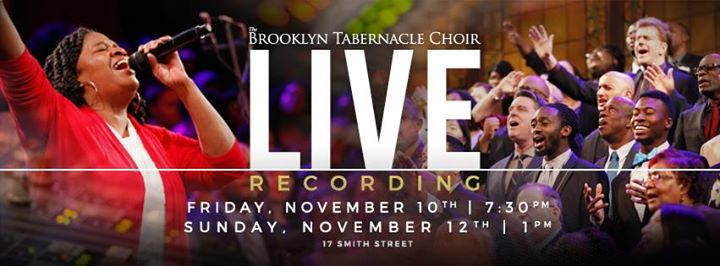 upcoming events at the brooklyn tabernacle choir - Brooklyn Tabernacle Christmas Show