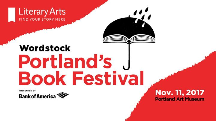 Wordstock: Portland's Book Festival presented by Bank of America