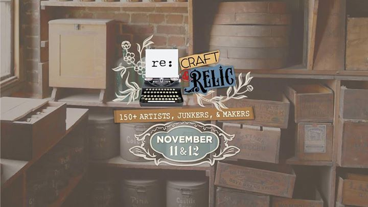 Re:Craft & Relic - An Upcycled, Vintage & Handcrafted Experience