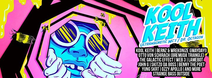 Bermuda Triangle Festival ft. Kool Keith