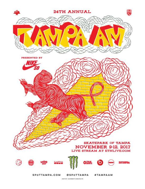 24th Annual Tampa Am presented by Nike SB