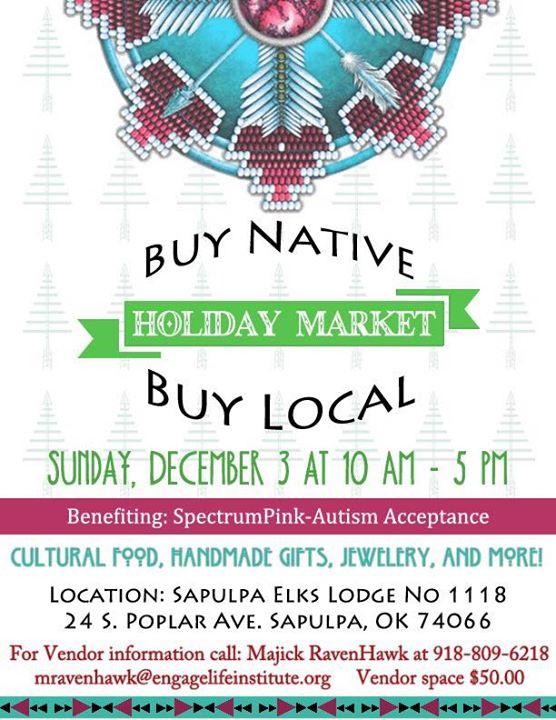 Buy Native...Buy Local