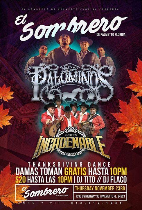 Los Palominos 11/23
