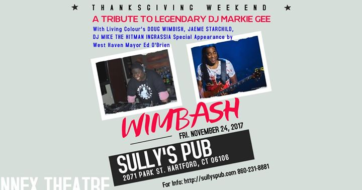 Wimbash - A Tribute to Legendary DJ Markie GEE Pt. 1