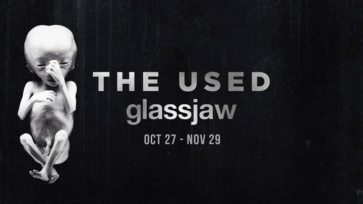 The Used with Glassjaw