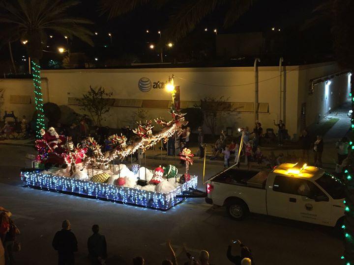 New Smyrna Beach Annual Parade: