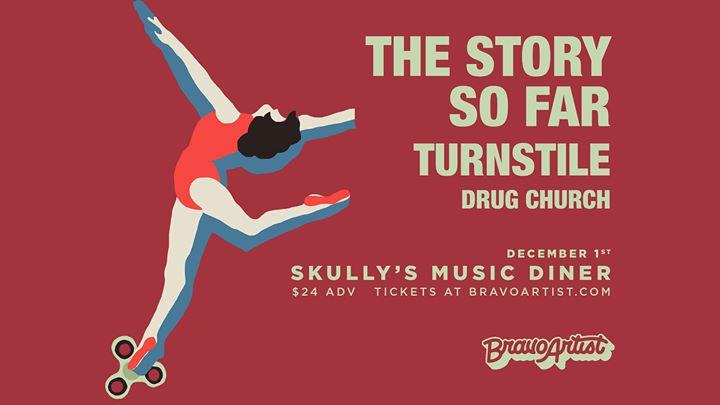 The Story So Far w/ Turnstile at Skully's Music Diner (12/1)