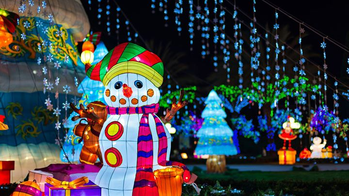 Global Winter Wonderland San Diego