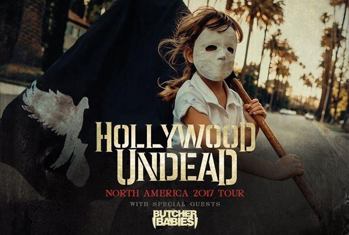 Hollywood Undead - Memphis TN