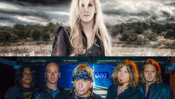 Lita Ford & Jack Russell's Great White, Dec. 1st