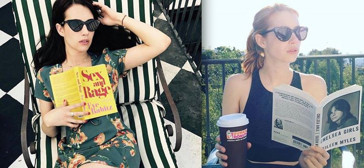 Book Bash with Emma Roberts