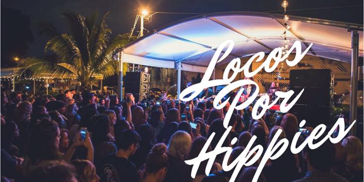Basel at The Yard: Locos Por Hippies